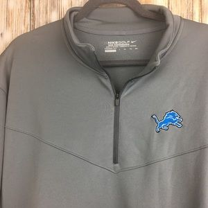 Nike | Nike Golf Mock Neck Lions Zip Pullover | 2X